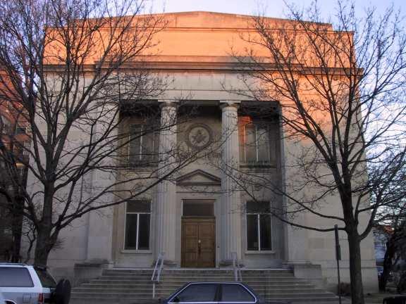 Templo de Evanston - Illinois