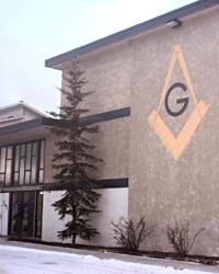 Templo masonico en Canada